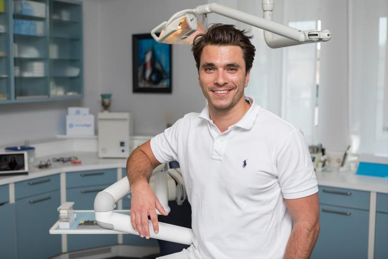 Zahnarzt Rohrbach - Team - Dr. Andreas Zimmermann