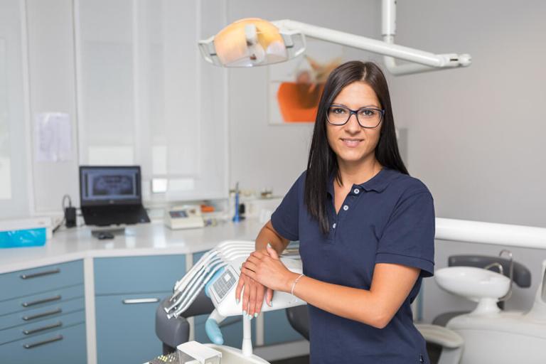 Zahnarzt Rohrbach - Dr. Zimmermann - Team - Lisa