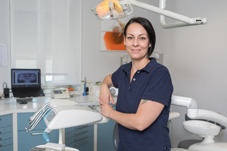 Zahnarzt Rohrbach - Dr. Zimmermann - Team - Petra