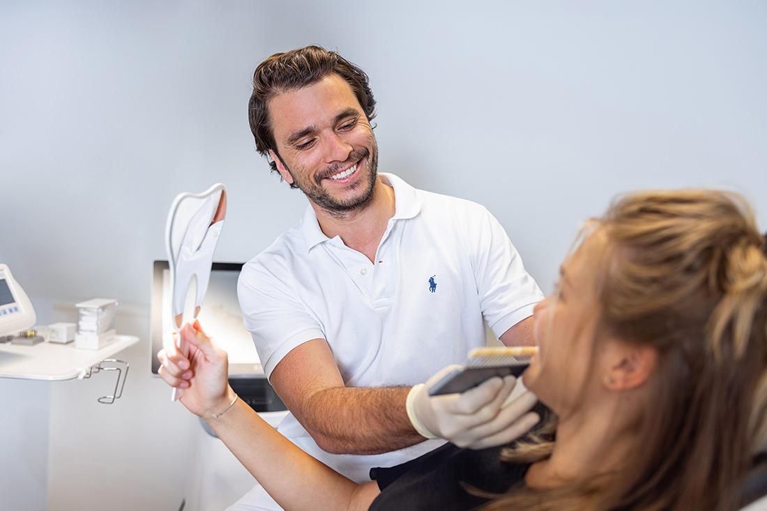 Zahnarzt Rohrbach - Dr. Zimmermann - Implantologie - Implantate aus Titan